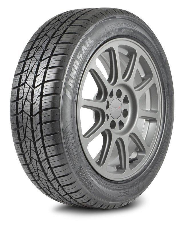 voiture pneus toutes saisons landsail 4 seasons 205 55r16 91v. Black Bedroom Furniture Sets. Home Design Ideas